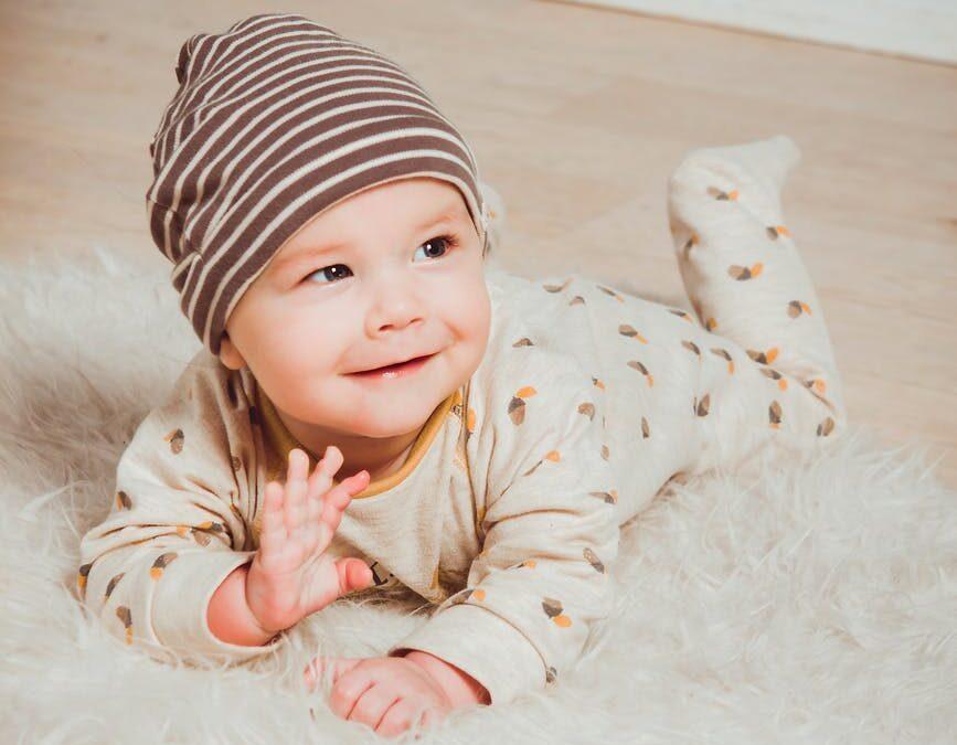 4 tips til at arbejde hjemmefra med en baby