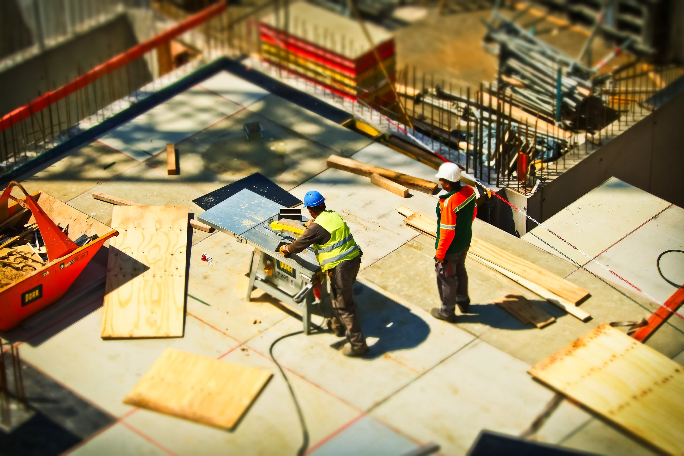 byggeplads