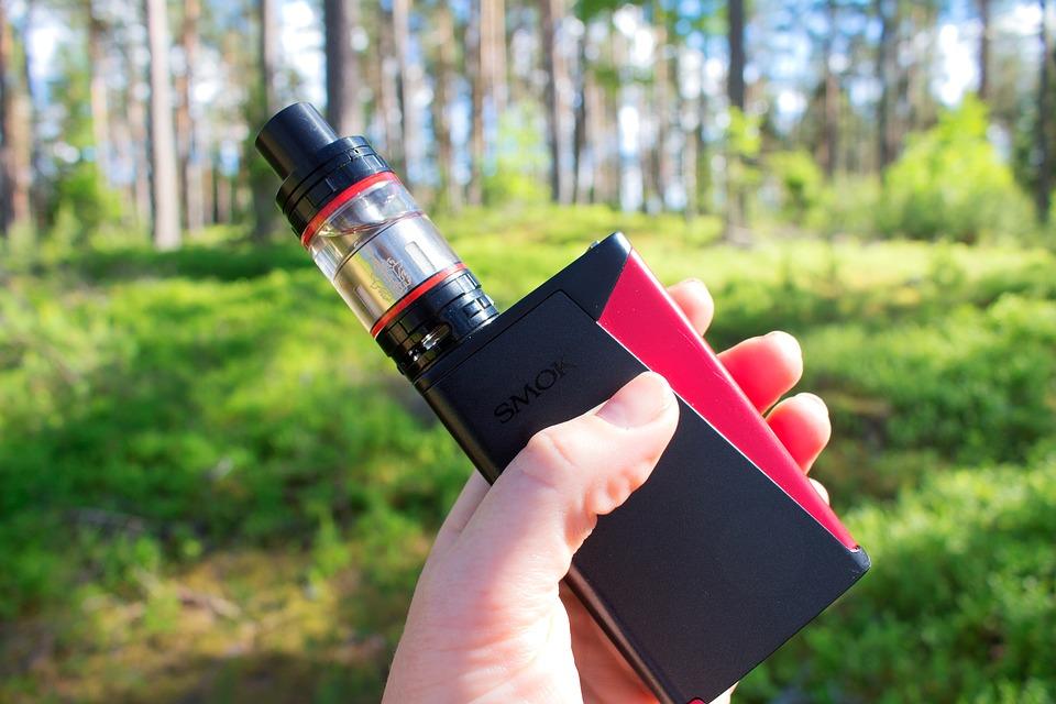 E-cigaretten som produkt