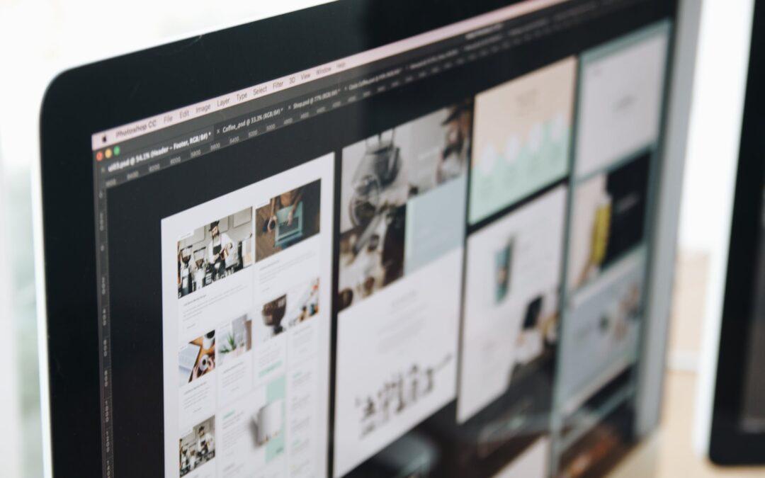 Sådan får du et gribende webdesign på din hjemmeside