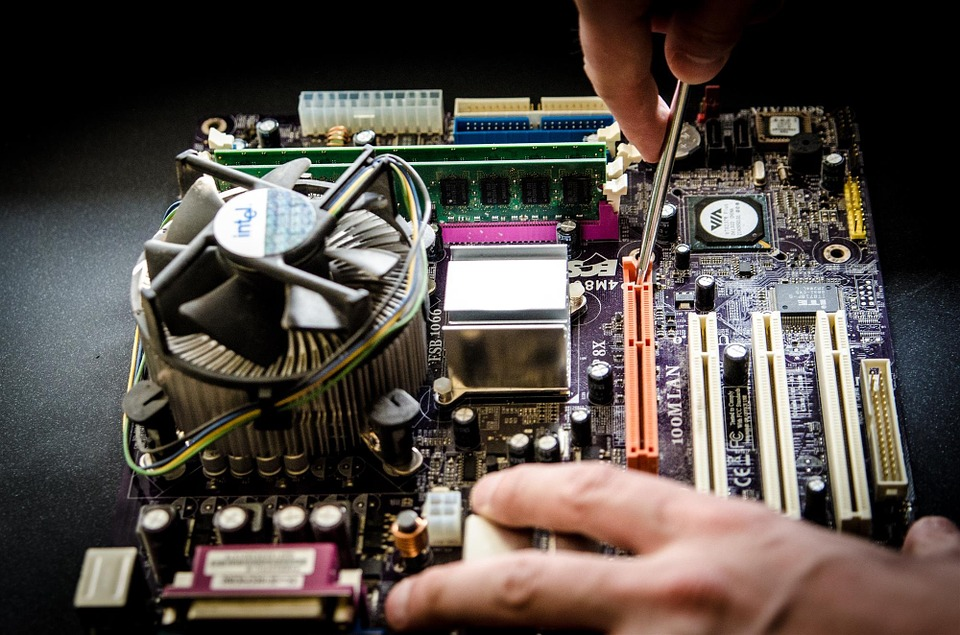Reparation af hardware
